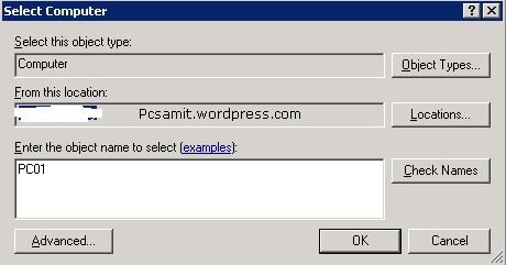 Remote-registery