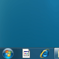 Icon windows 7 hilang